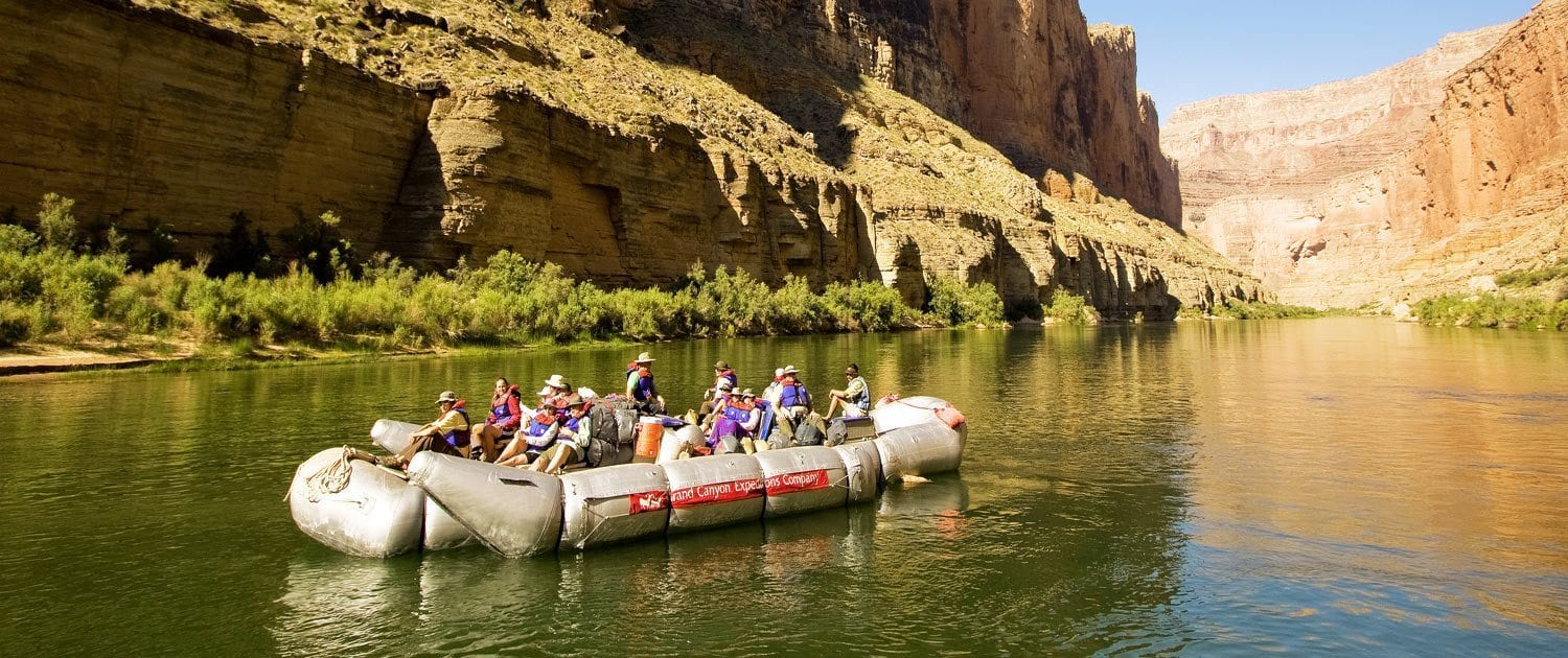 Grand Canyon Rafting Tours National Geographic Visitor
