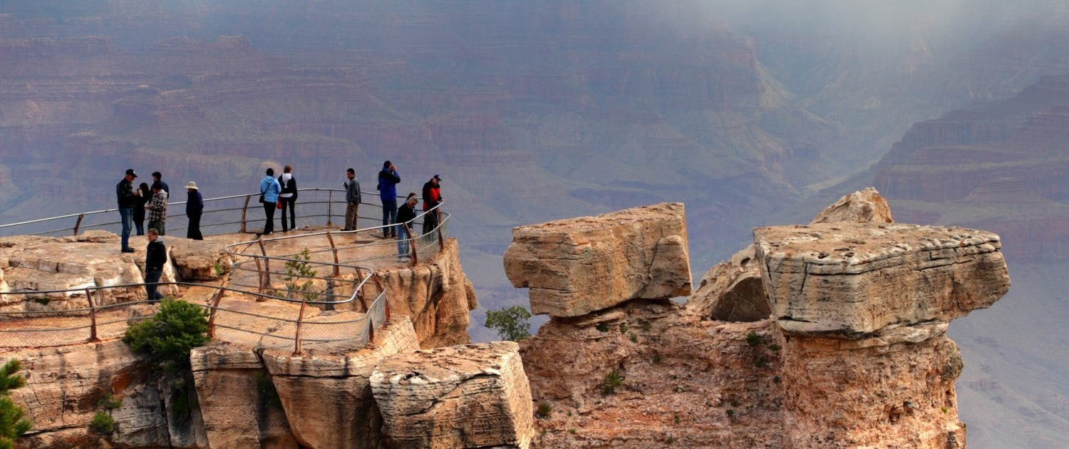 Grand Canyon Tours | National Geographic Visitor Center
