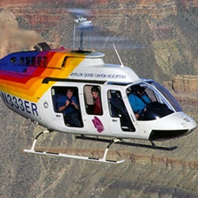 Grand Canyon Papillon Helicopter