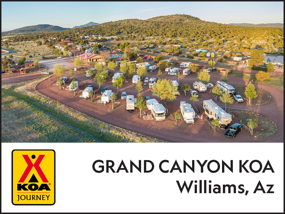 Grand Canyon KOA Williams