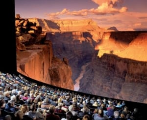 IMAX theater Grand Canyon